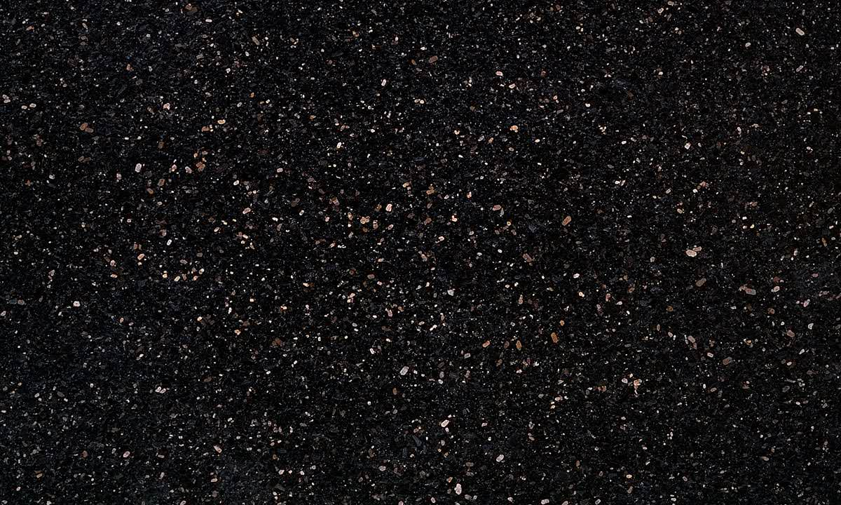 Black Galaxy Marble Kitchen